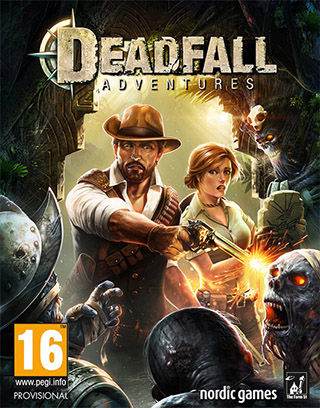 Deadfall Adventures: Heart of Atlantis (video game PS3)
