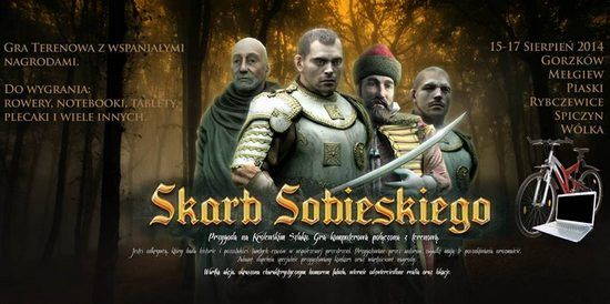 Treasure of Sobieski( Video Game)