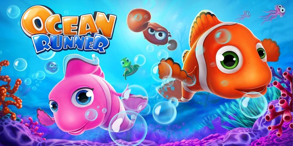 Ocean Runner (Video Game)