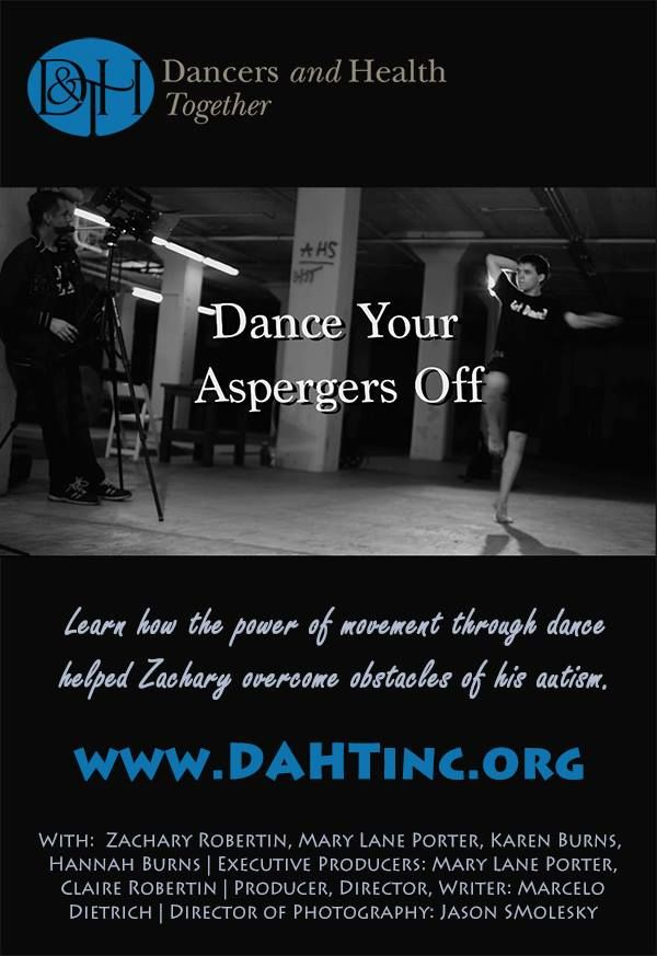Dance Your Aspergers Off!