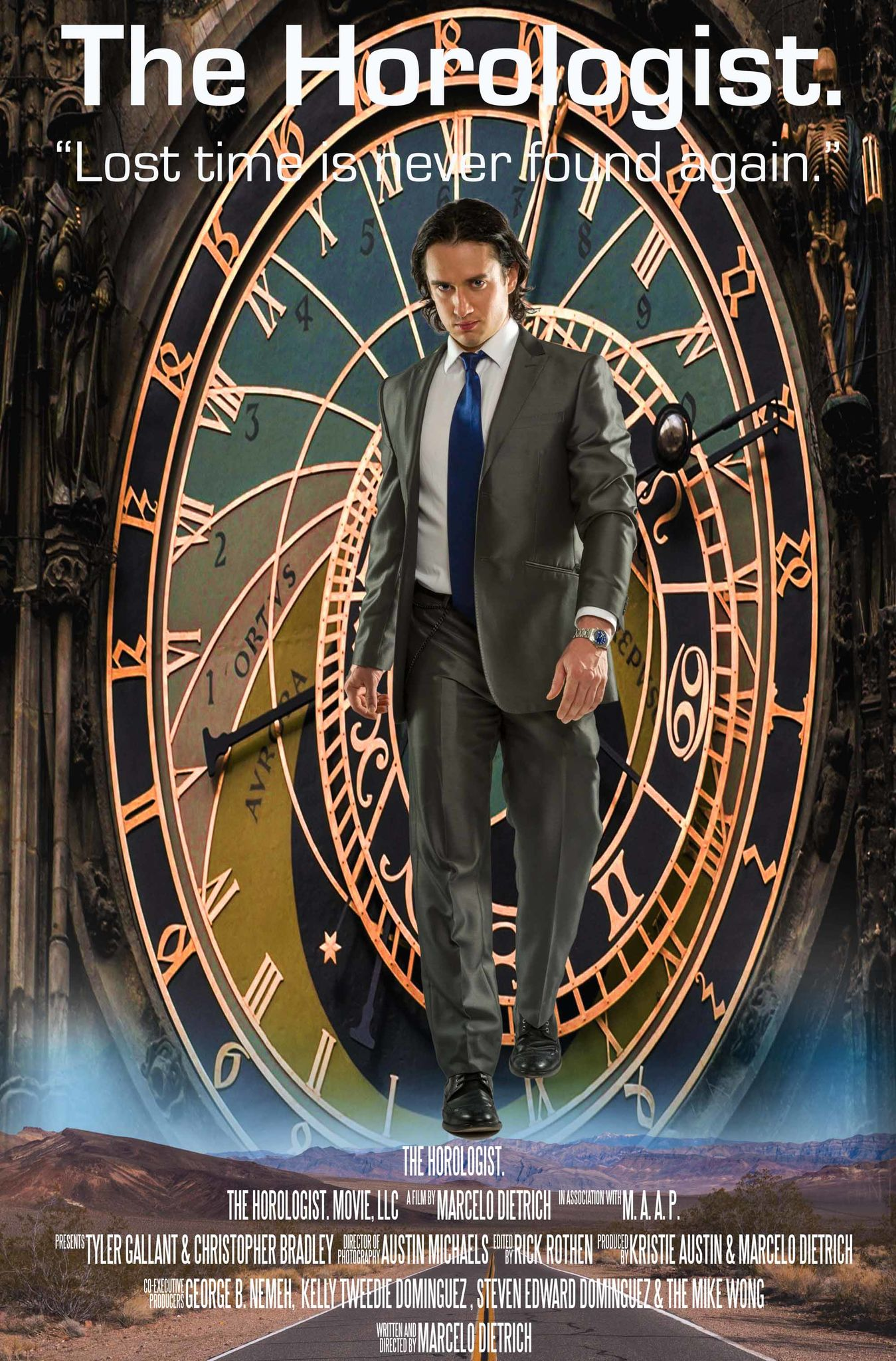 The Horologist.