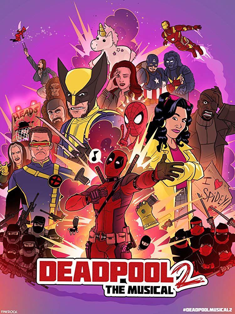 Deadpool The Musical 2 - Ultimate Disney Parody