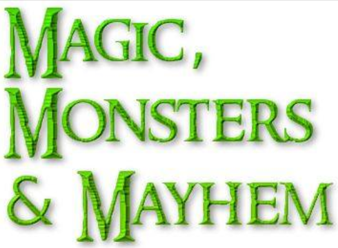 Magic, Monsters, and Mayhem