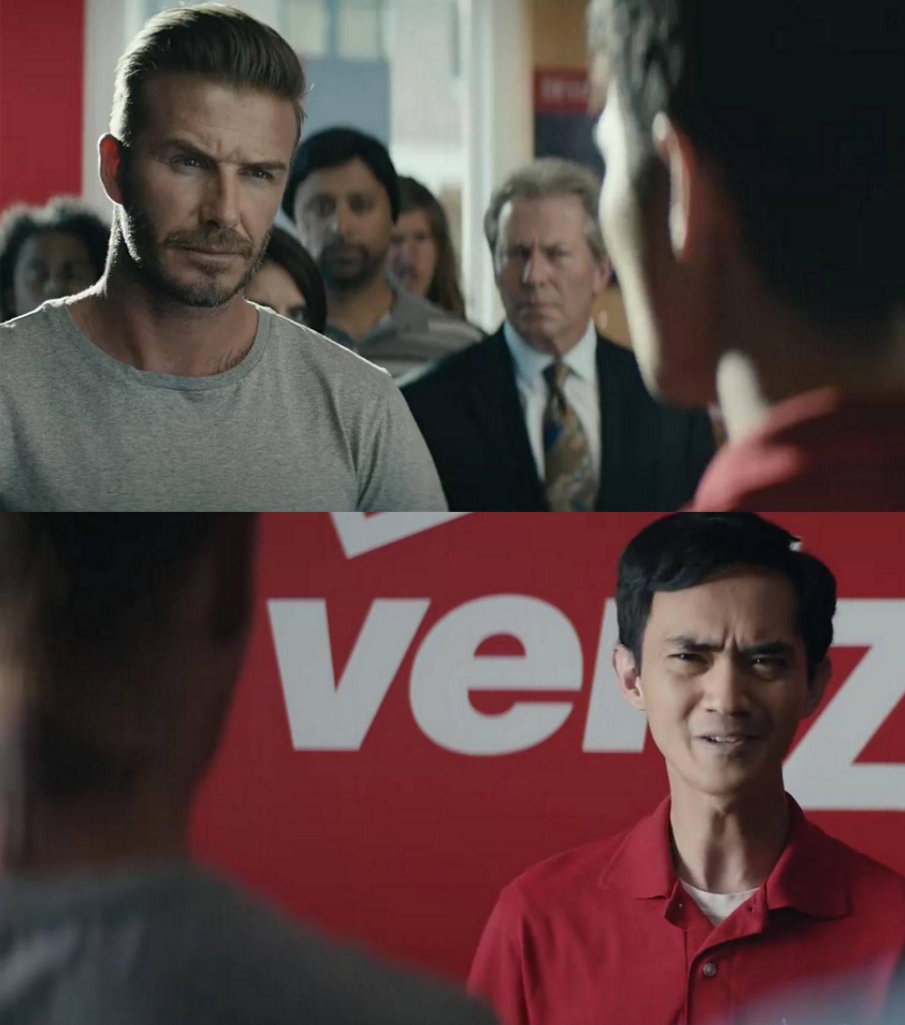 "Sprint ""All In"" with David Beckham"