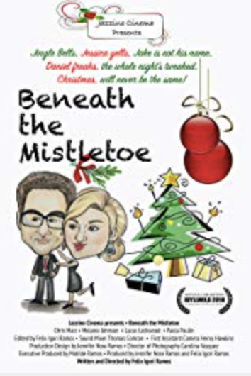 Beneath the Mistletoe