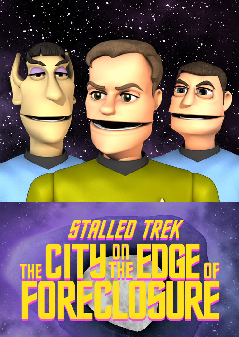 Stalled Trek: The City on the Edge of Forever (In Production)