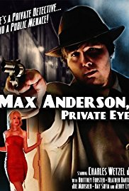 Max Anderson, Private Eye