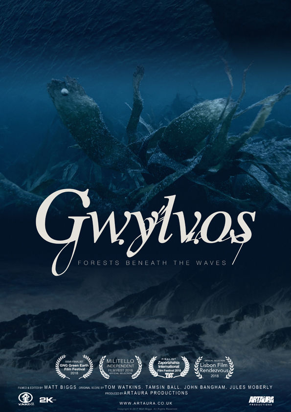 Gwylvos; Forests Beneath the Waves