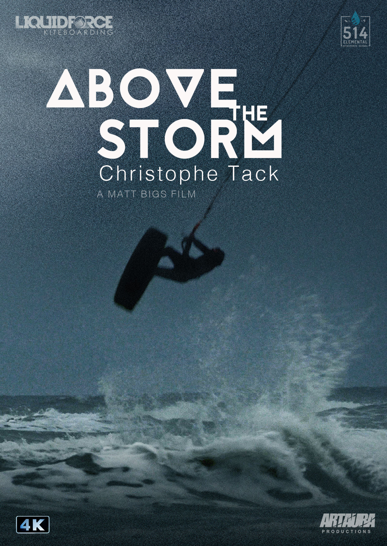 ABOVE THE STORM | Christophe Tack