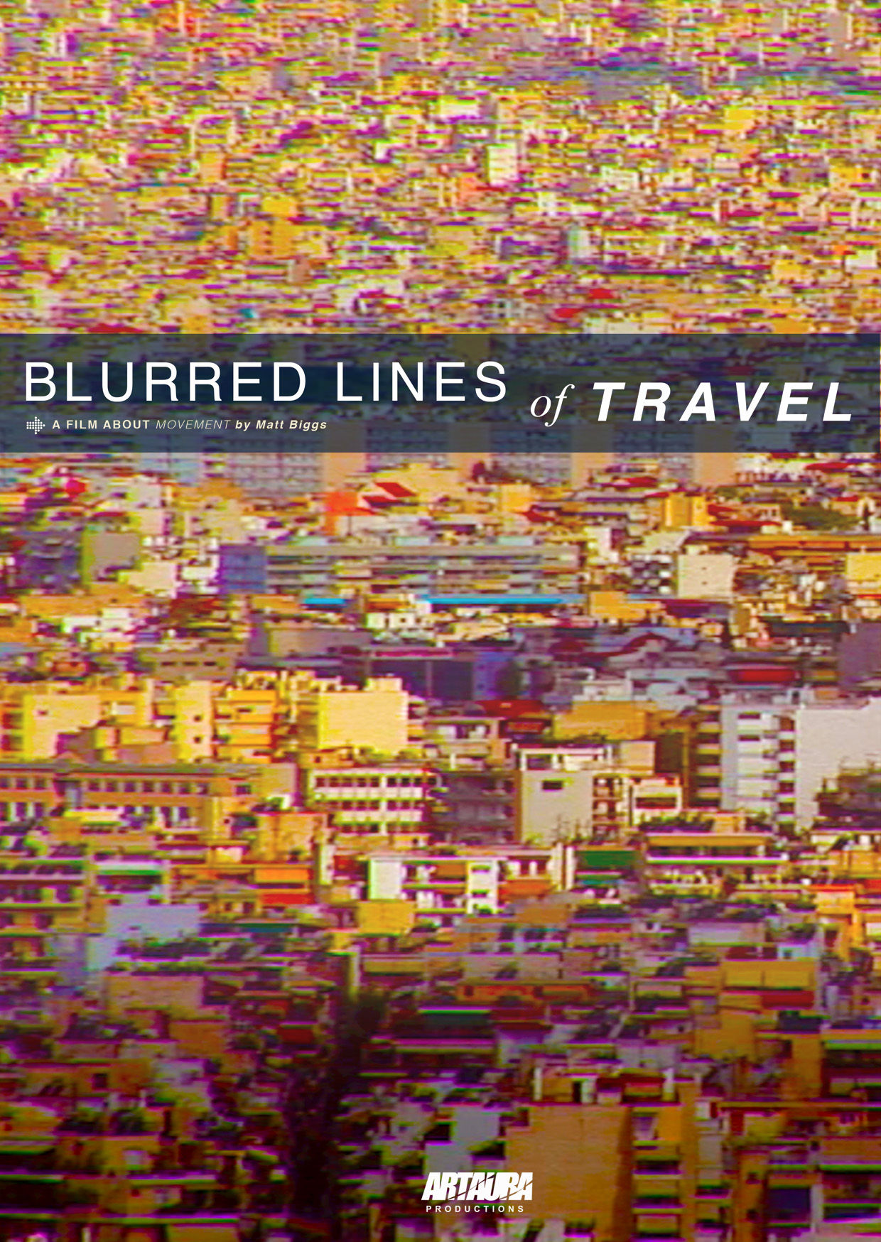 BLURRED LINES of TRAVEL {2017 REMIX}