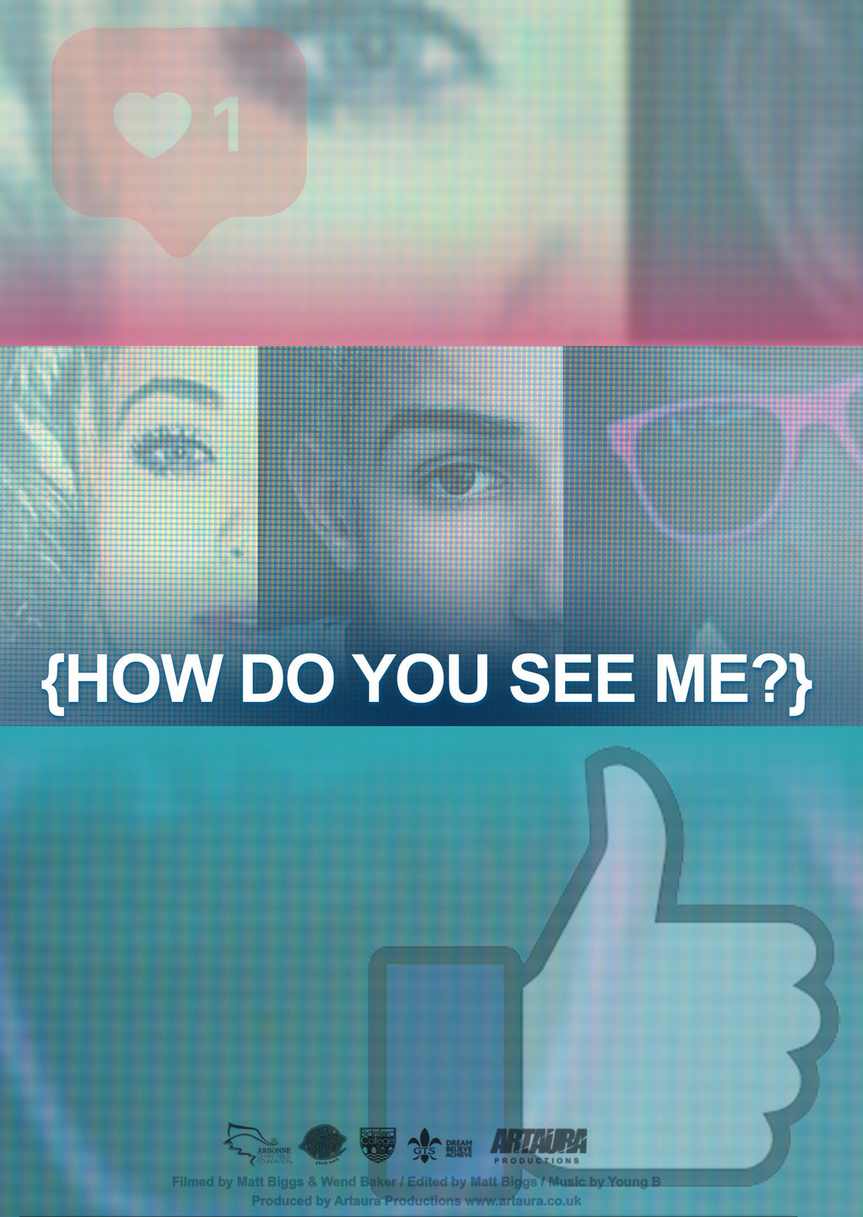 {HOW DO YOU SEE ME?}