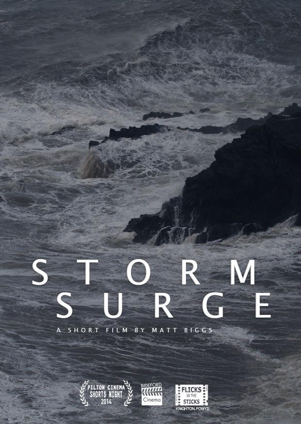 Storm Surge - North Devon 2014