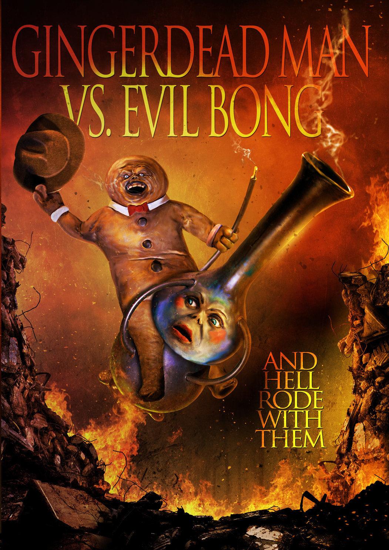 Gingerdead Man vs. The Evil Bong