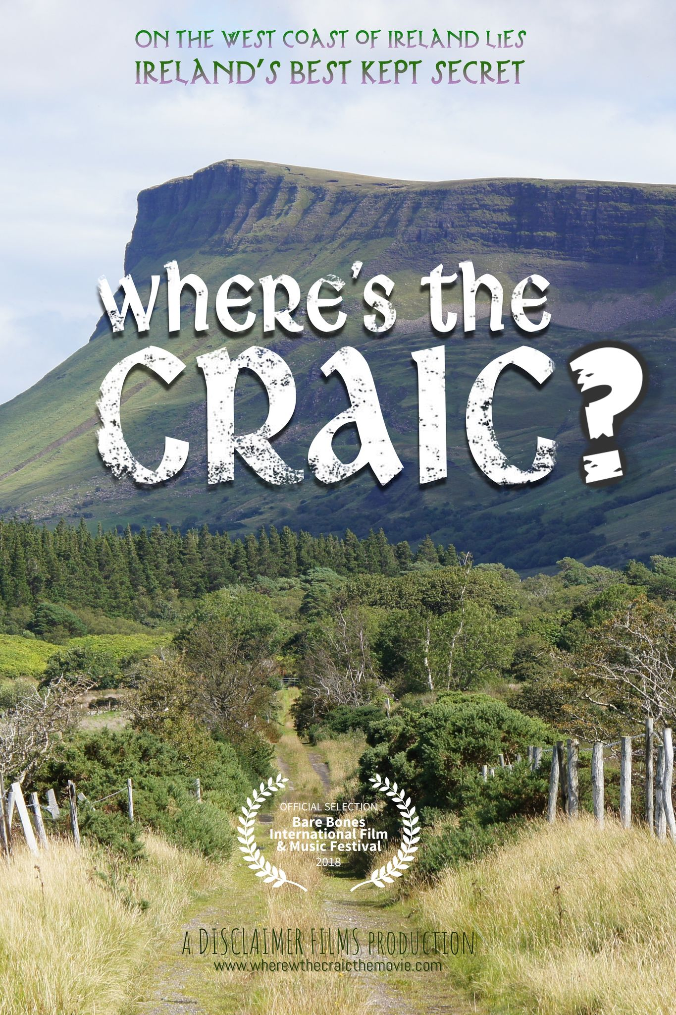 Where's the Craic?