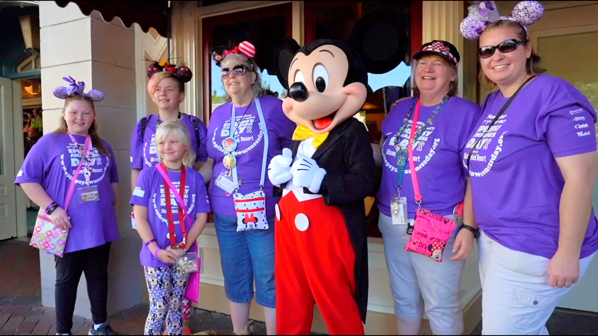 Epilepsy Awareness Day: Disneyland