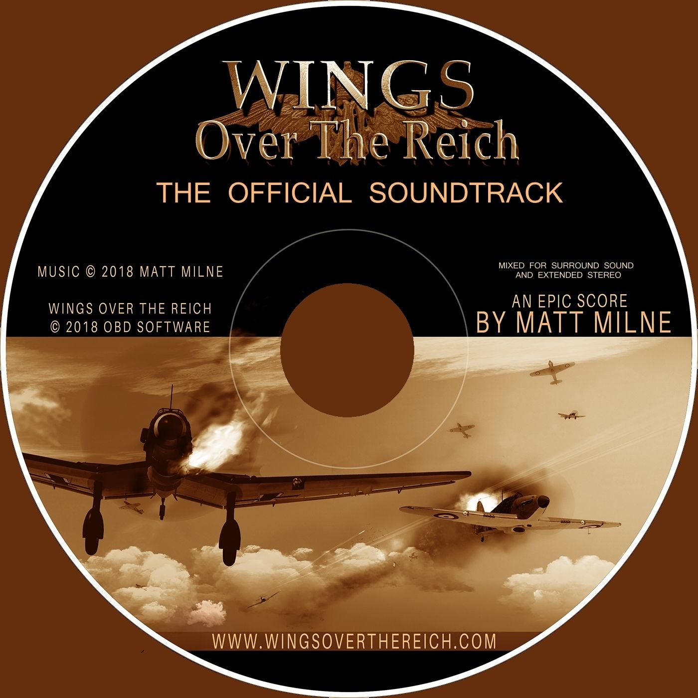 Wings Over the Reich