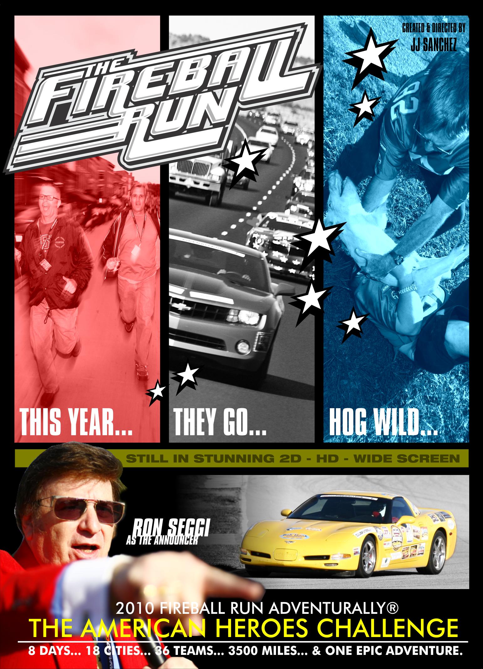 The Fireball Run III
