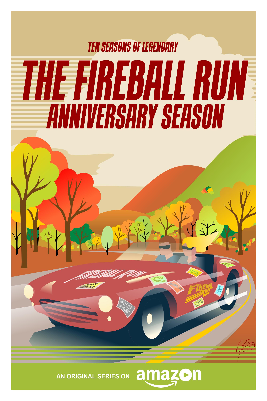 Fireball Run: Anniversary Edition
