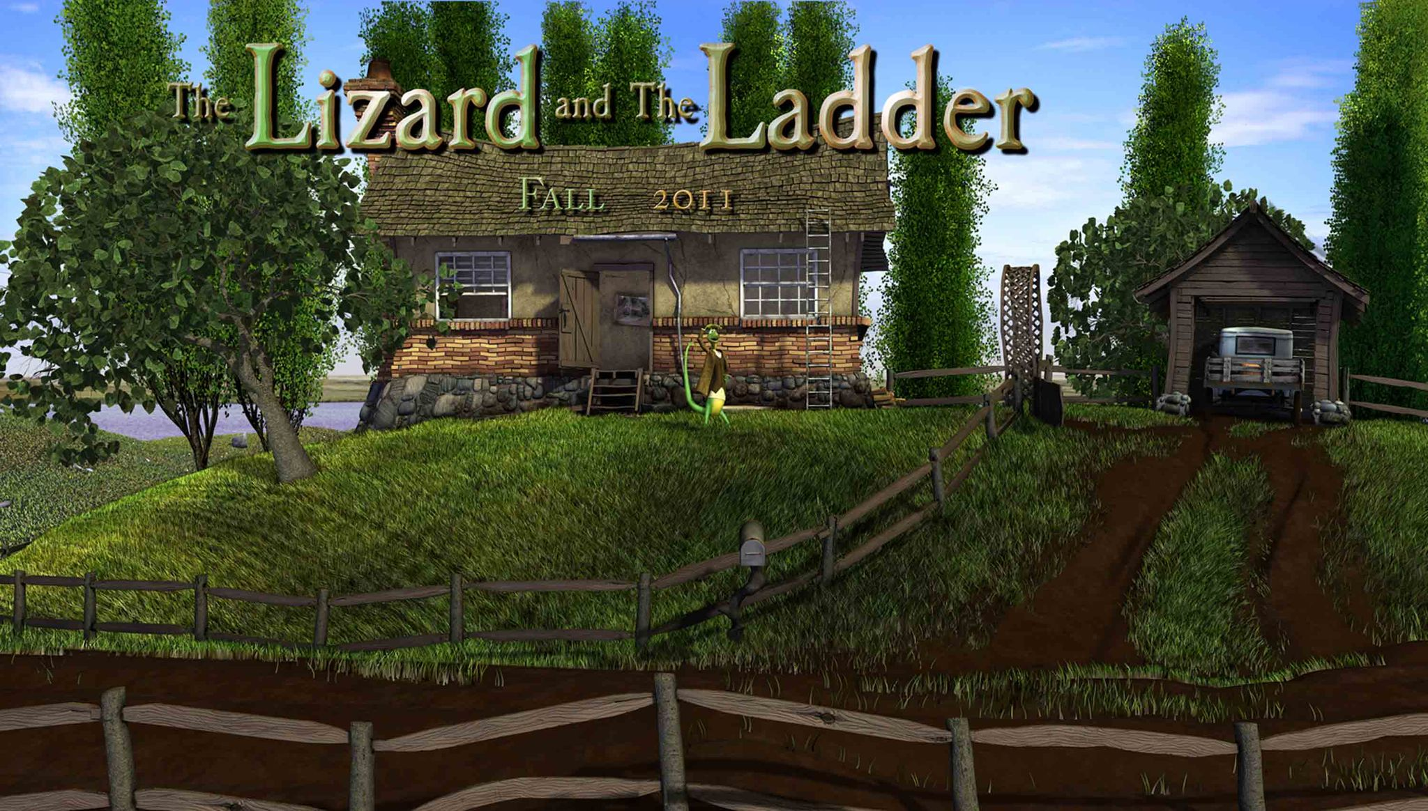 The Lizard & The Ladder