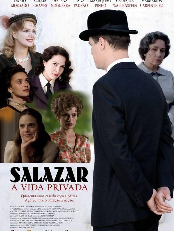 Salazar A Vida Privada (The Dictator's Secret Passions)