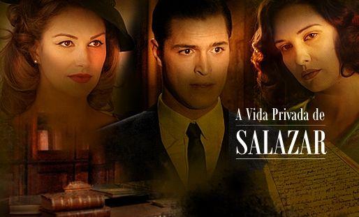 A Vida Privada de Salazar (miniseries)
