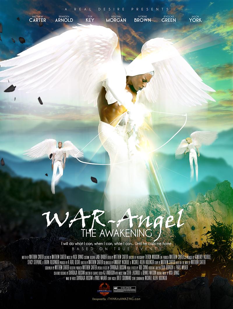 War-Angel: The Awakening