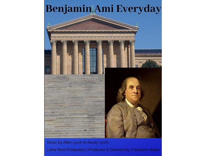 Benjamin Ami Everyday