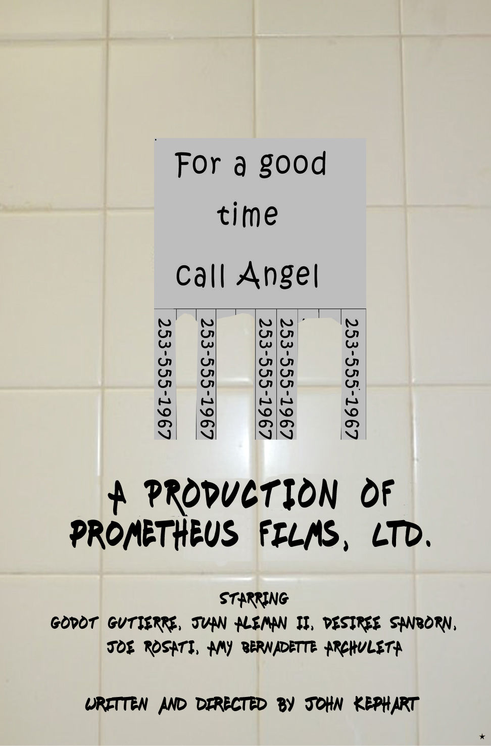 For a Good Time Call Angel