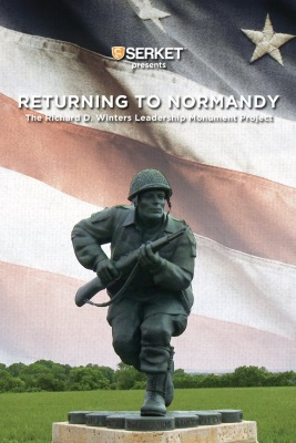 Returning to Normandy: The Richard D. Winters Leadership Monument Project