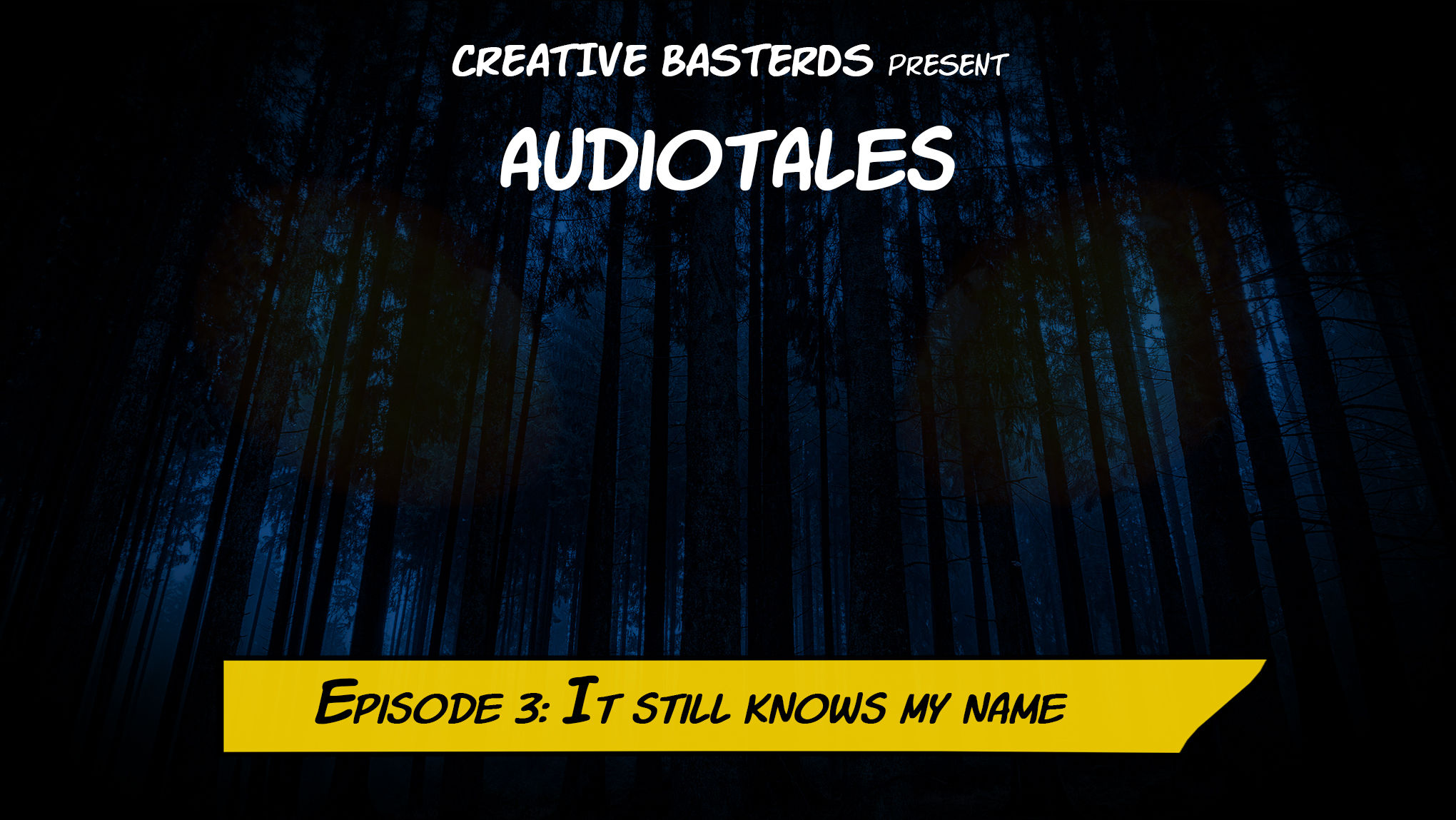 Audiotales - It Still Knows My Name
