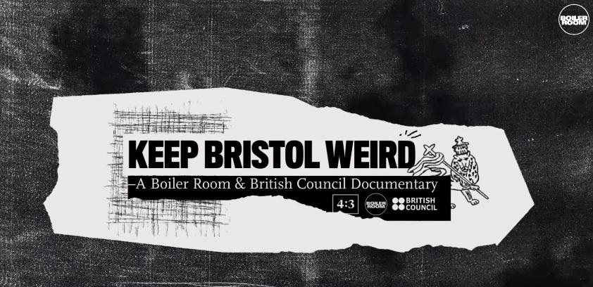 Boiler Room - Keep Bristol Weird