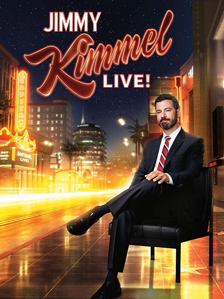 Jimmy Kimmel Live! - Scandal High