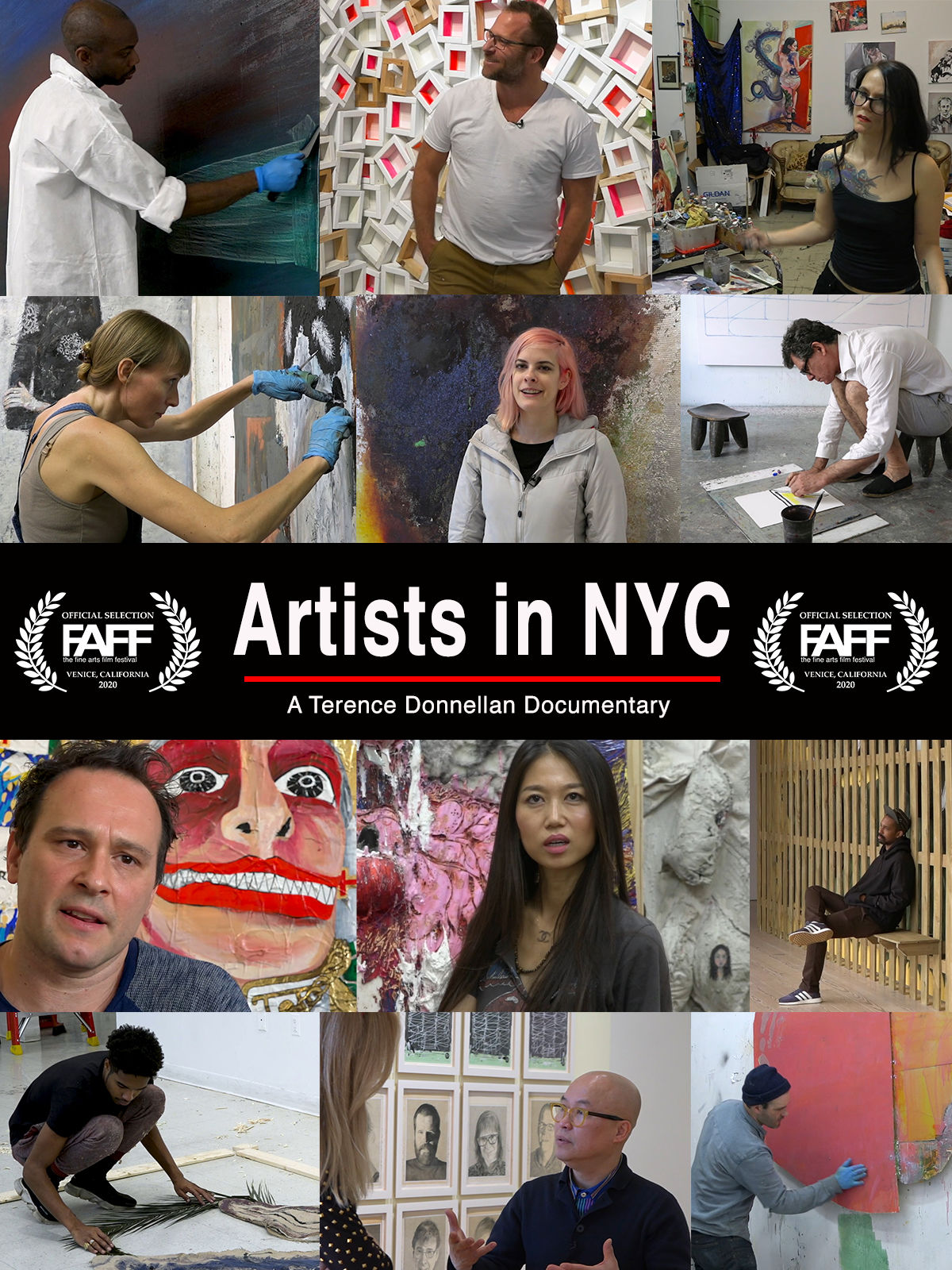 Artists in NYC