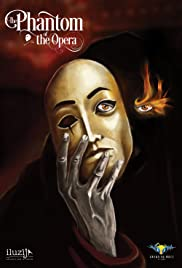 The Phantom of the Opera Animated Feature