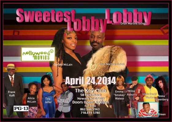 Sweetest Lobby Lobby