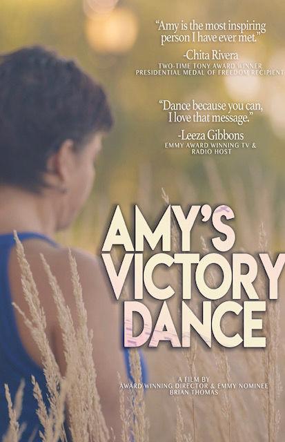 Amy Victory Dance