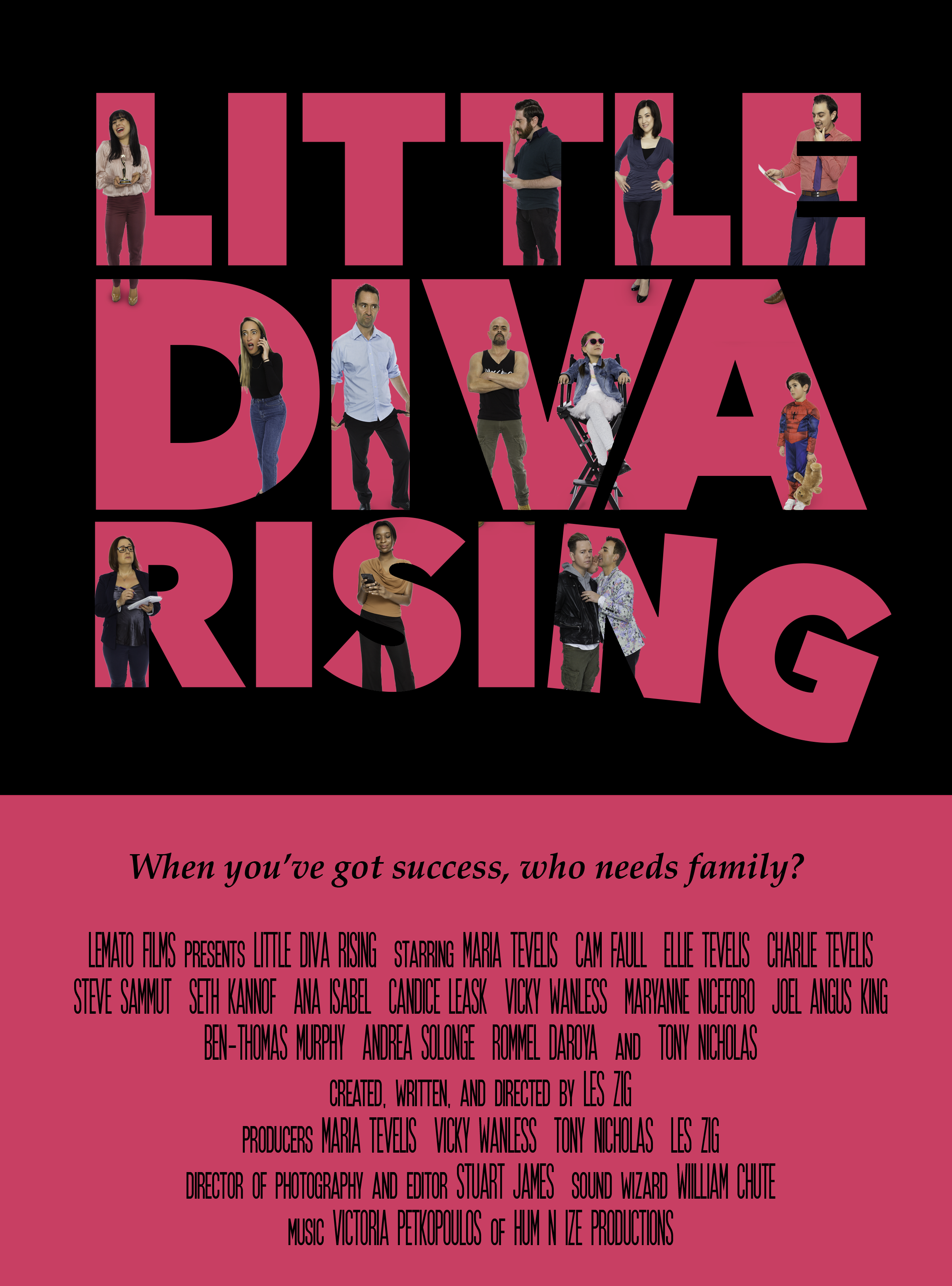 Little Diva Rising