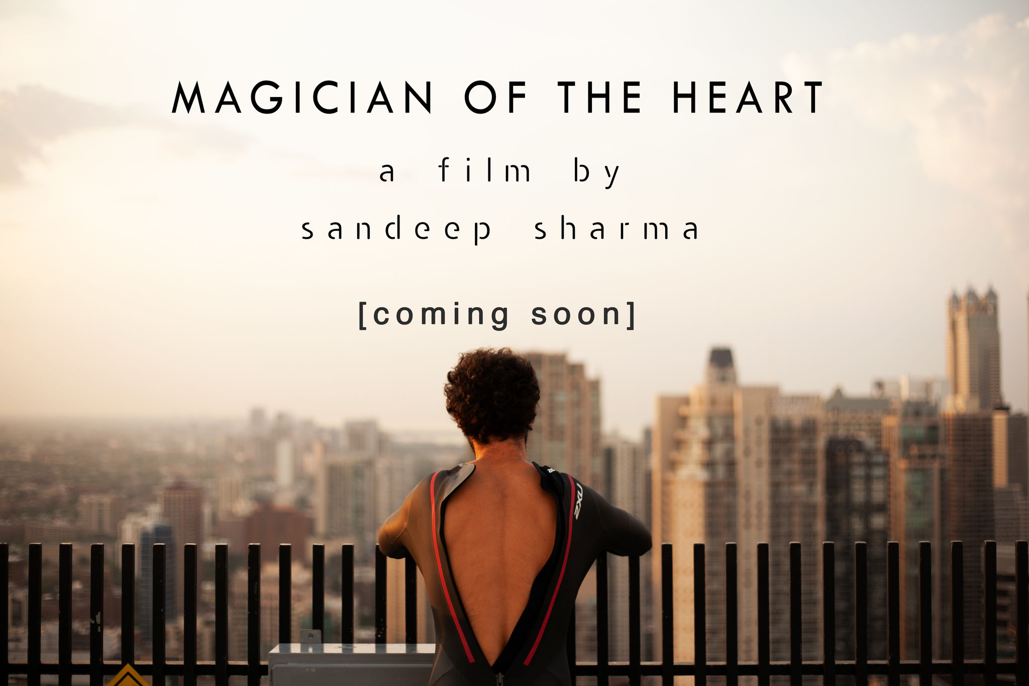 MAGICIAN OF THE HEART (trailer)