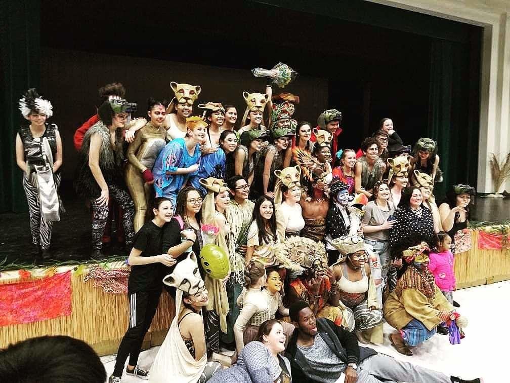 The Lion King (Jr. Broadway)