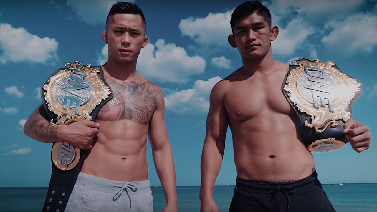 Martin Nguyen Trains With Aung La N Sang | ONE Feature