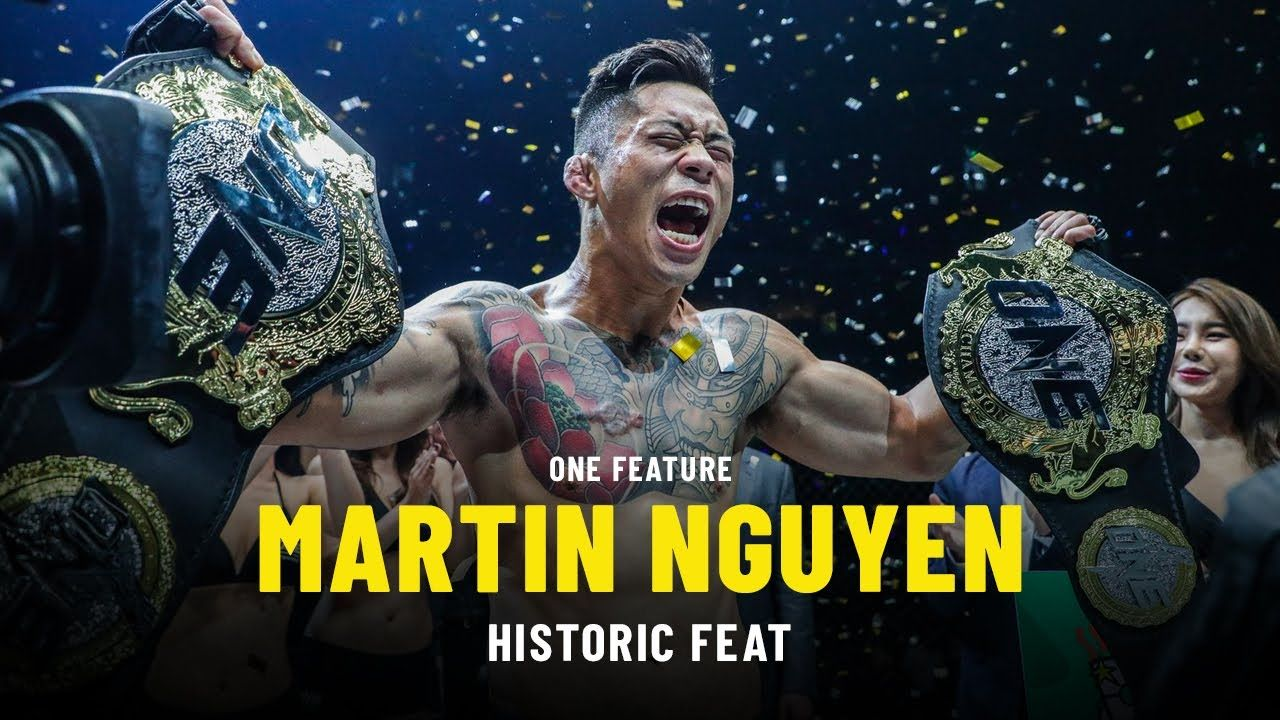 ONE Feature | Martin Nguyen's Historic Feat