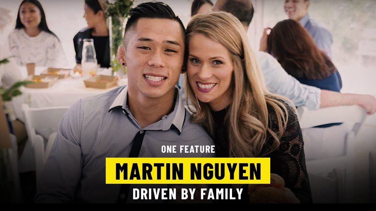 Family Drives Martin Nguyen To The Top | ONE Feature