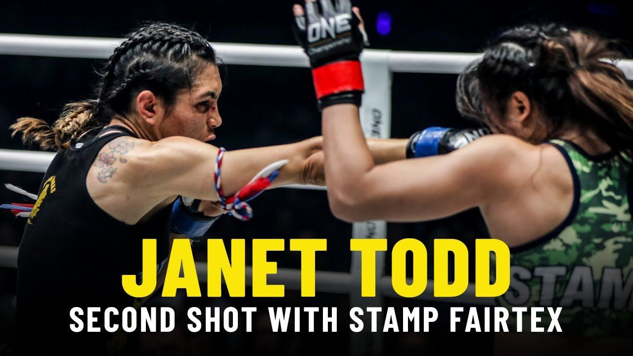 Can Janet Todd Defeat Stamp Fairtex In Kickboxing?!