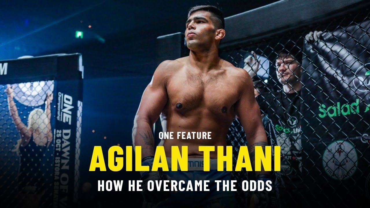 ONE Feature | Agilan Thani Overcomes Obesity Through Martial Arts
