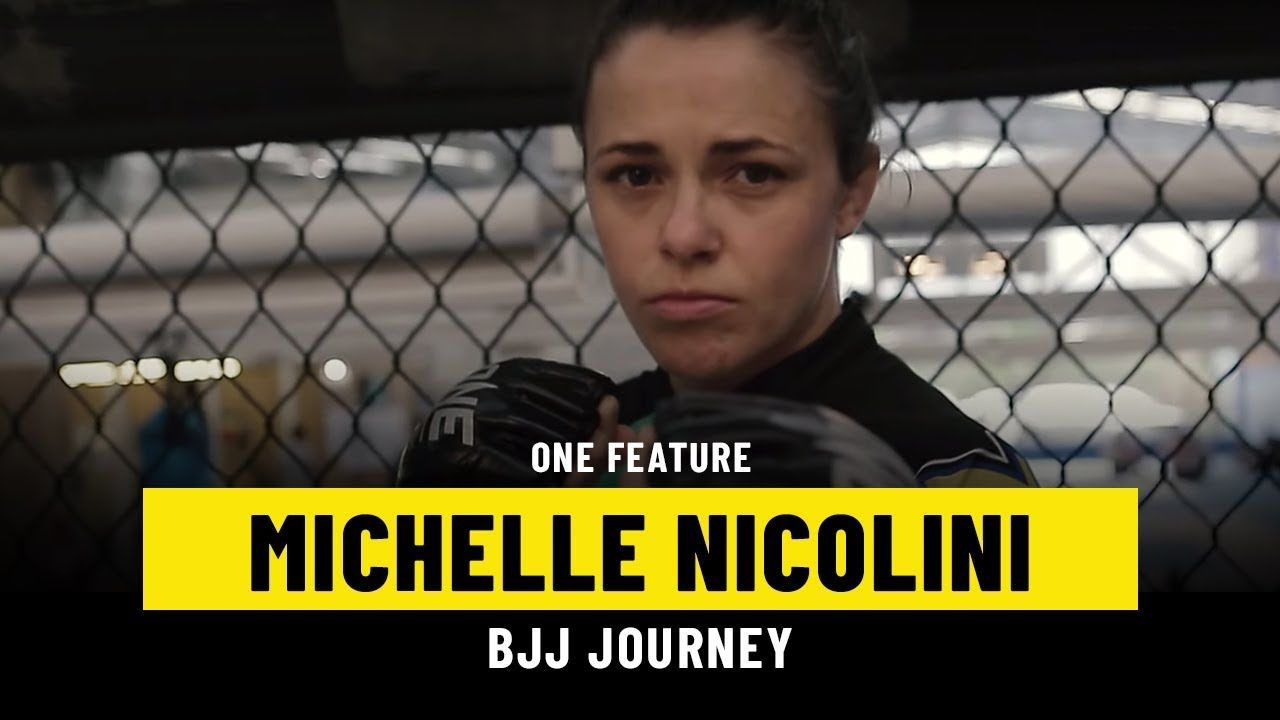 Michelle Nicolini's Journey To BJJ Greatness | ONE Feature