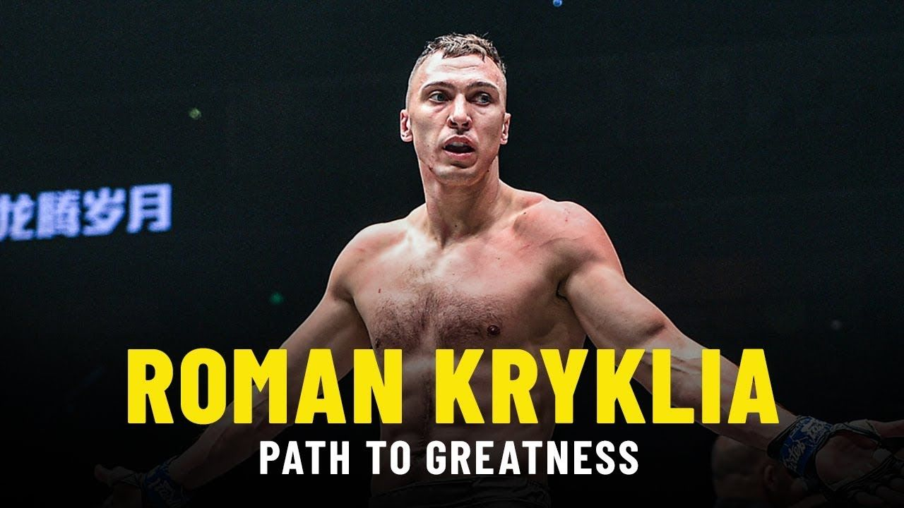Roman Kryklia's Path To Greatness | ONE Features & Full Fights