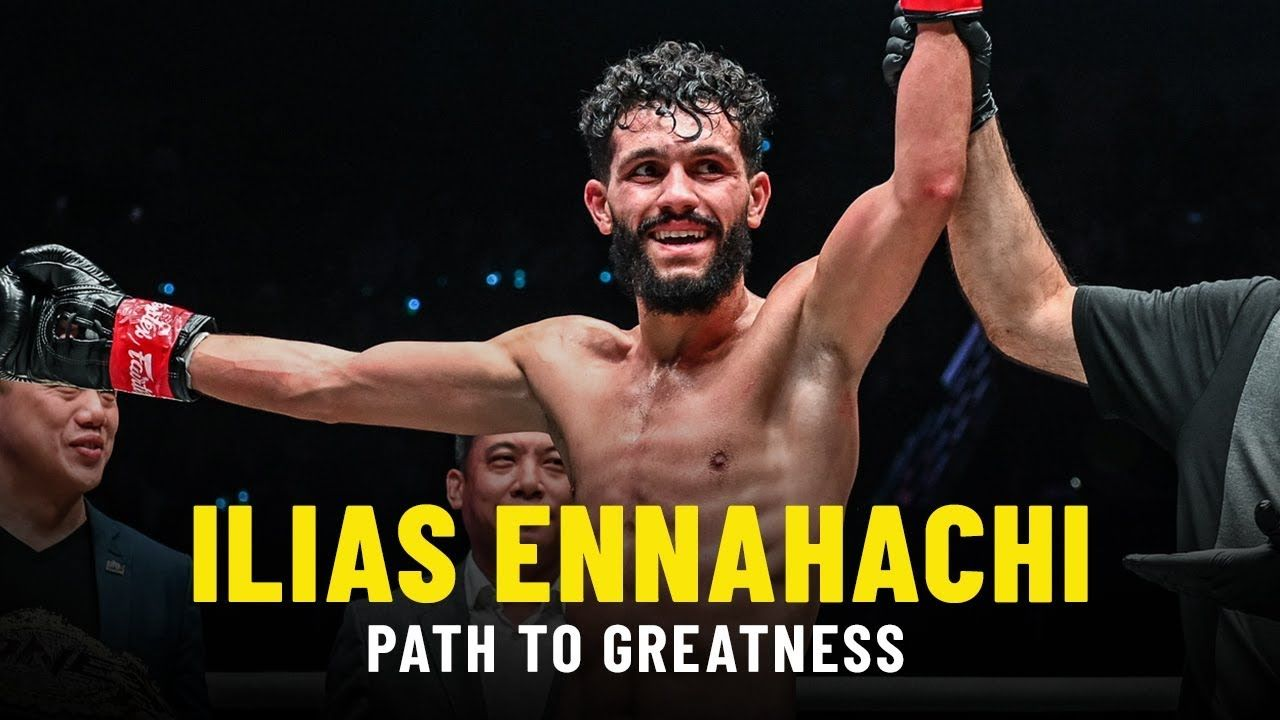 Ilias Ennahachi's Path To Greatness | One Features & Full Fights