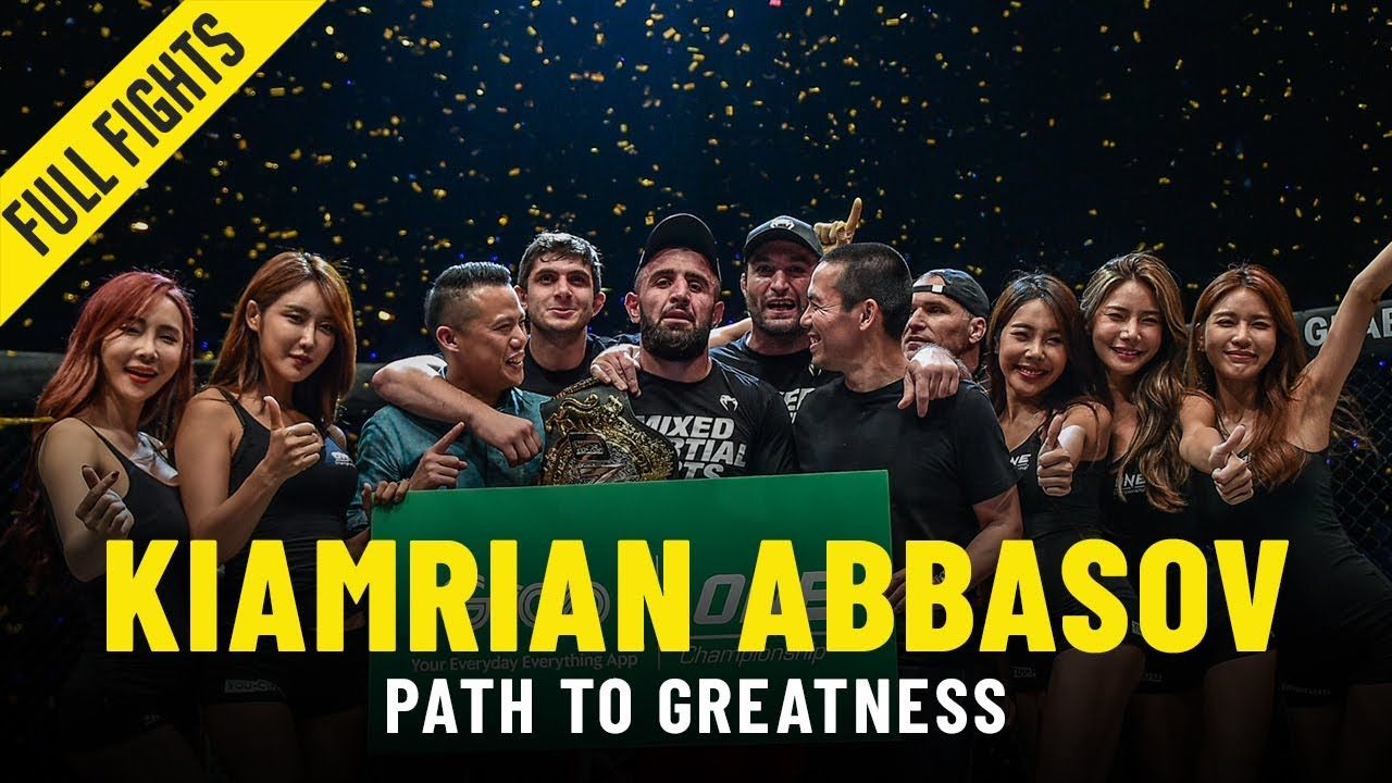Kiamrian Abbasov's Path To Greatness | ONE Full Features & Full Fights