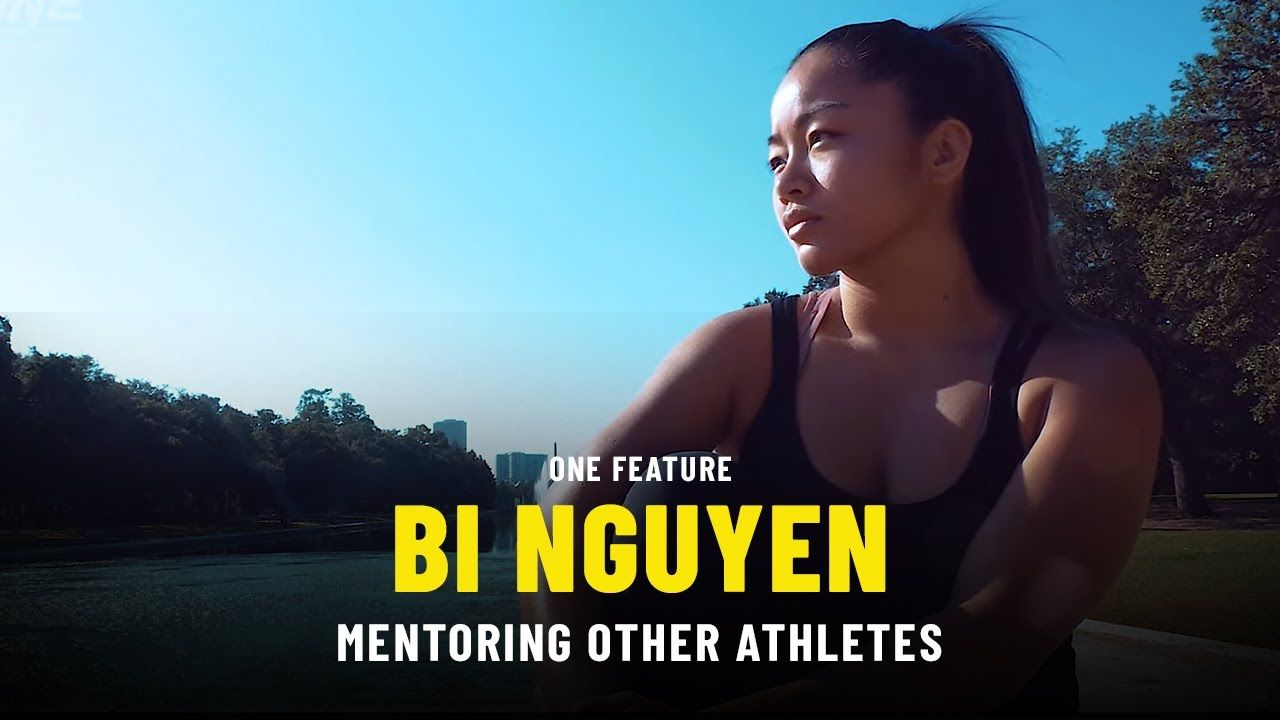 Bi Nguyen On Mentoring Other Athletes | ONE Feature