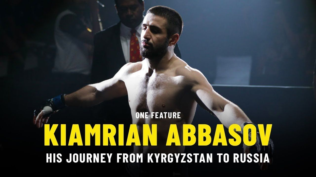 Kiamrian Abbasov's Journey From Kyrgyzstan To Russia | ONE Feature